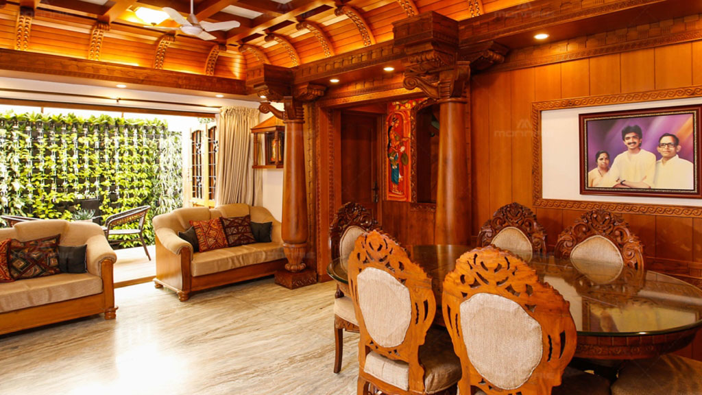 Kerala traditional interior design and ideas - Monnaie Architects & Interiors