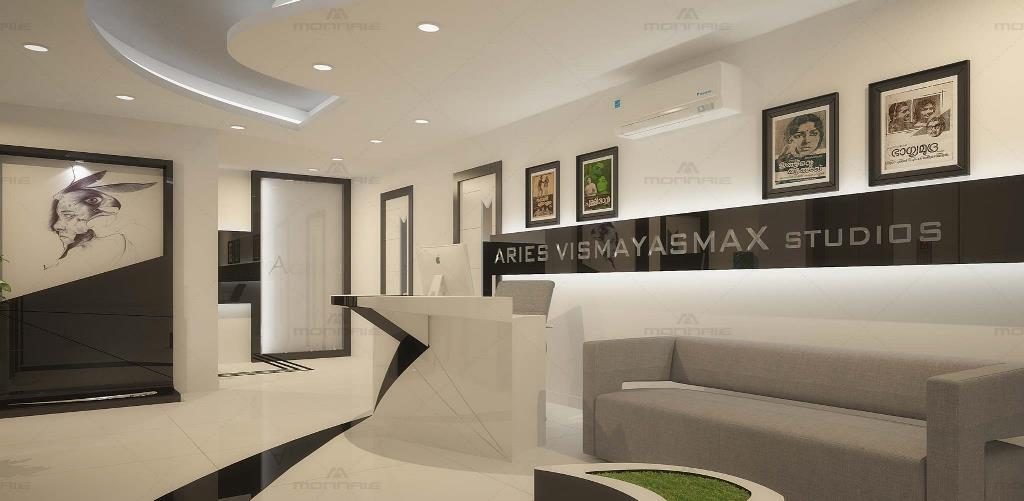 Commercial interior design - Monnaie architects & interiors