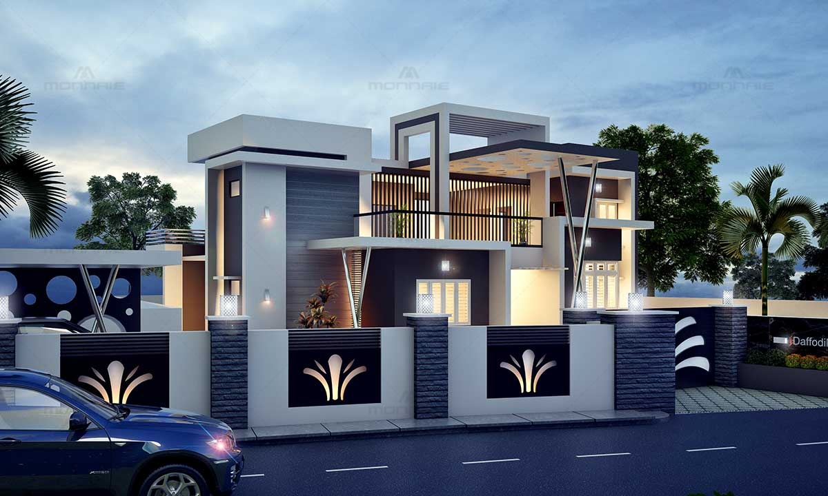 Contemporary Architecture Residential Design