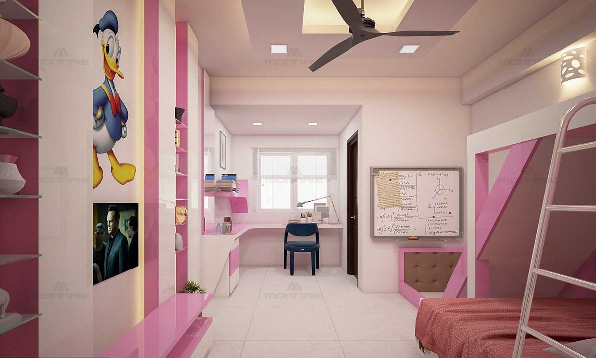 Kids Bedroom Ideas For Small Room On a Budget