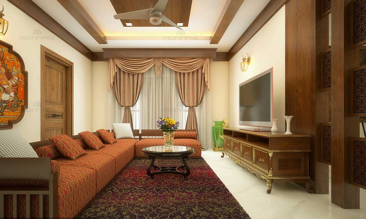 Best Traditional Architecture Firms, Kerala - Monnaie Interiors