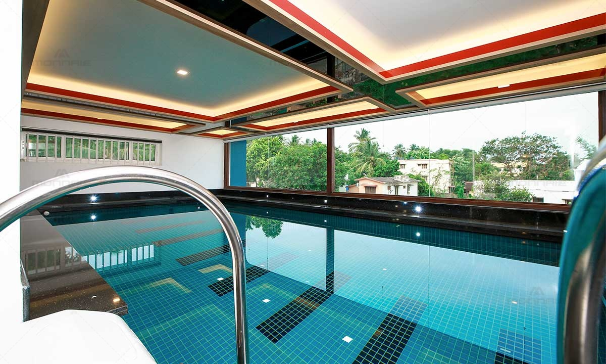 Home Swimming Pool Ideas - Best Architects In Kerala