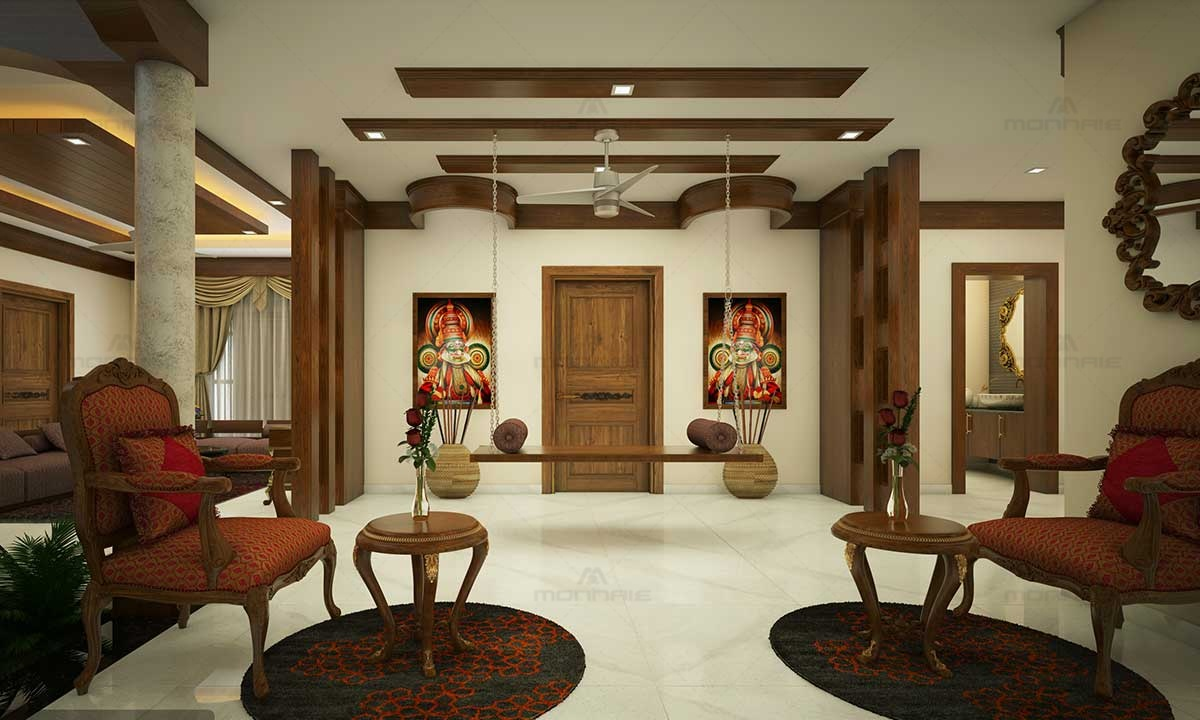 Traditional Kerala Architecture Designs Traditional Interior Designers