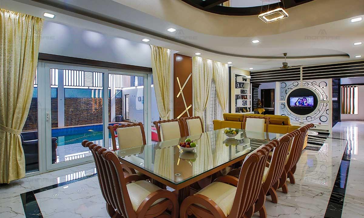 Modern Dinning Room Furniture Sets