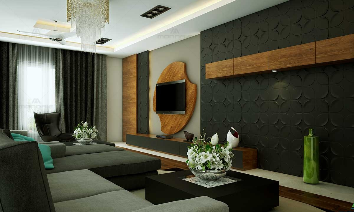 Modern Interior Design Ideas - Monnaie Developers Kerala