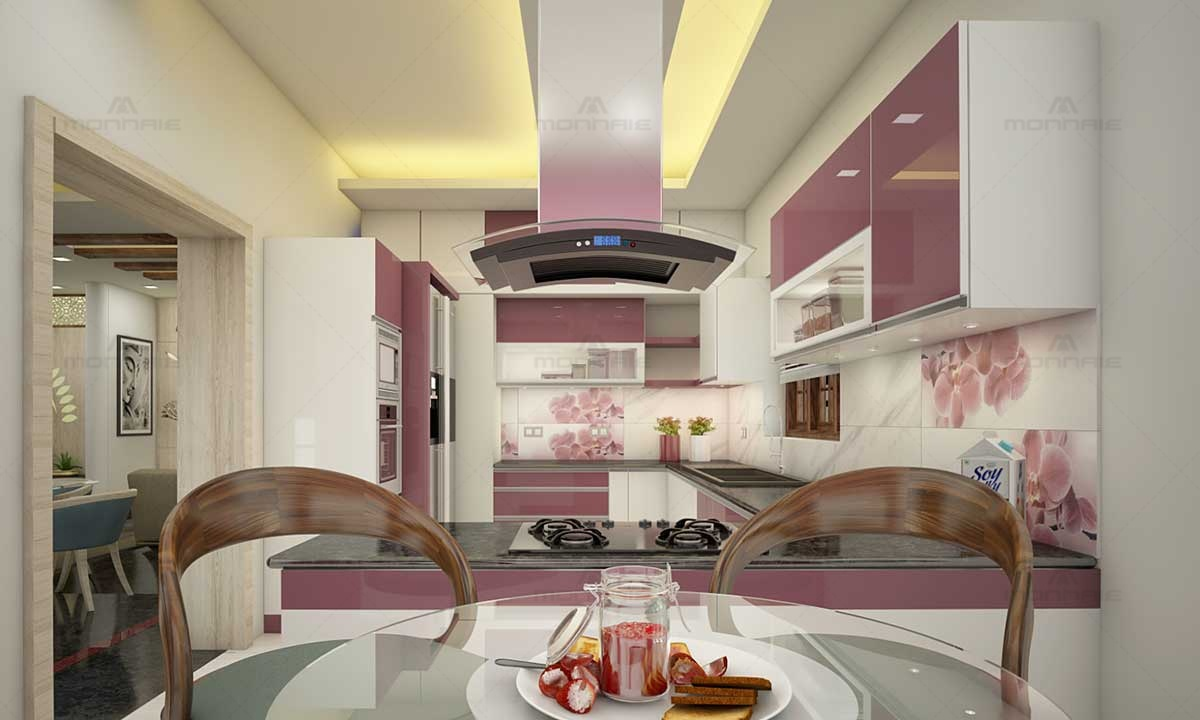 Modern Kitchen Color Ideas & Cabinets