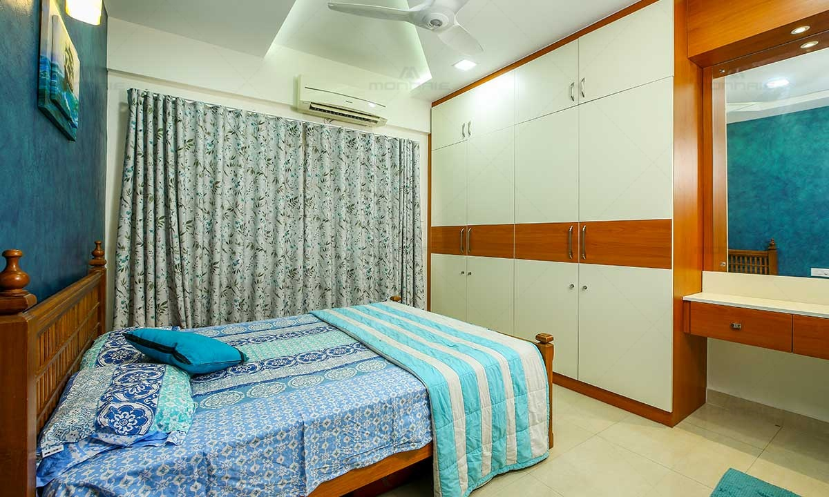 Small Bedroom Interior Design Ideas - Best Architects In Kochi