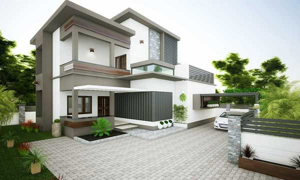 Top construction company in Palakkad - Monnaie architects & interiors