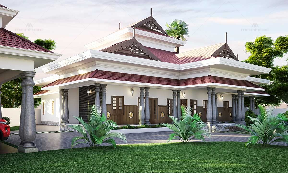 Traditional Home Design Home Image, Kerala