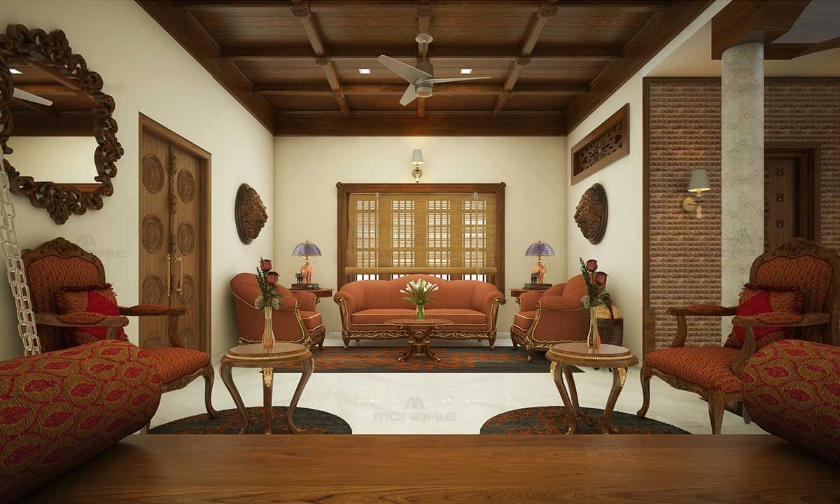 Traditional Kerala Home Architecture - Best Architects In Kerala