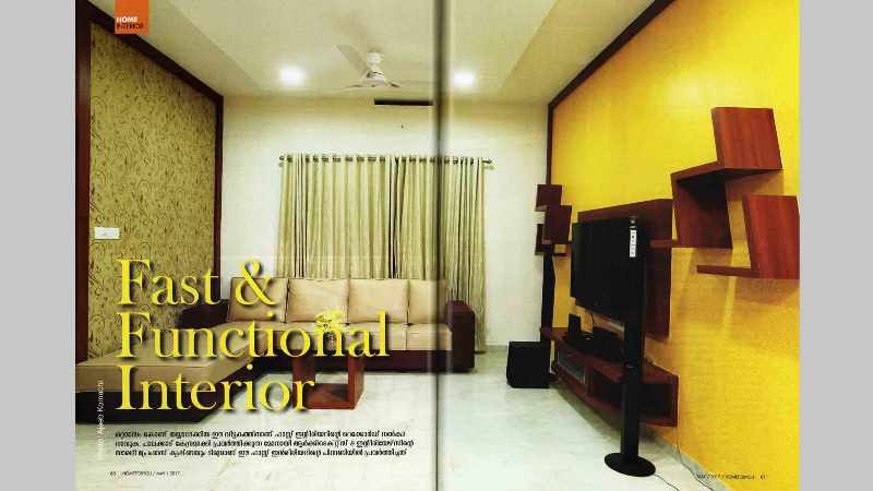 Architects and interiors in kerala