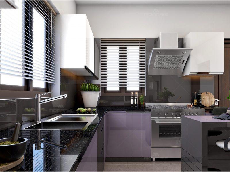 Kerala kitchen designs