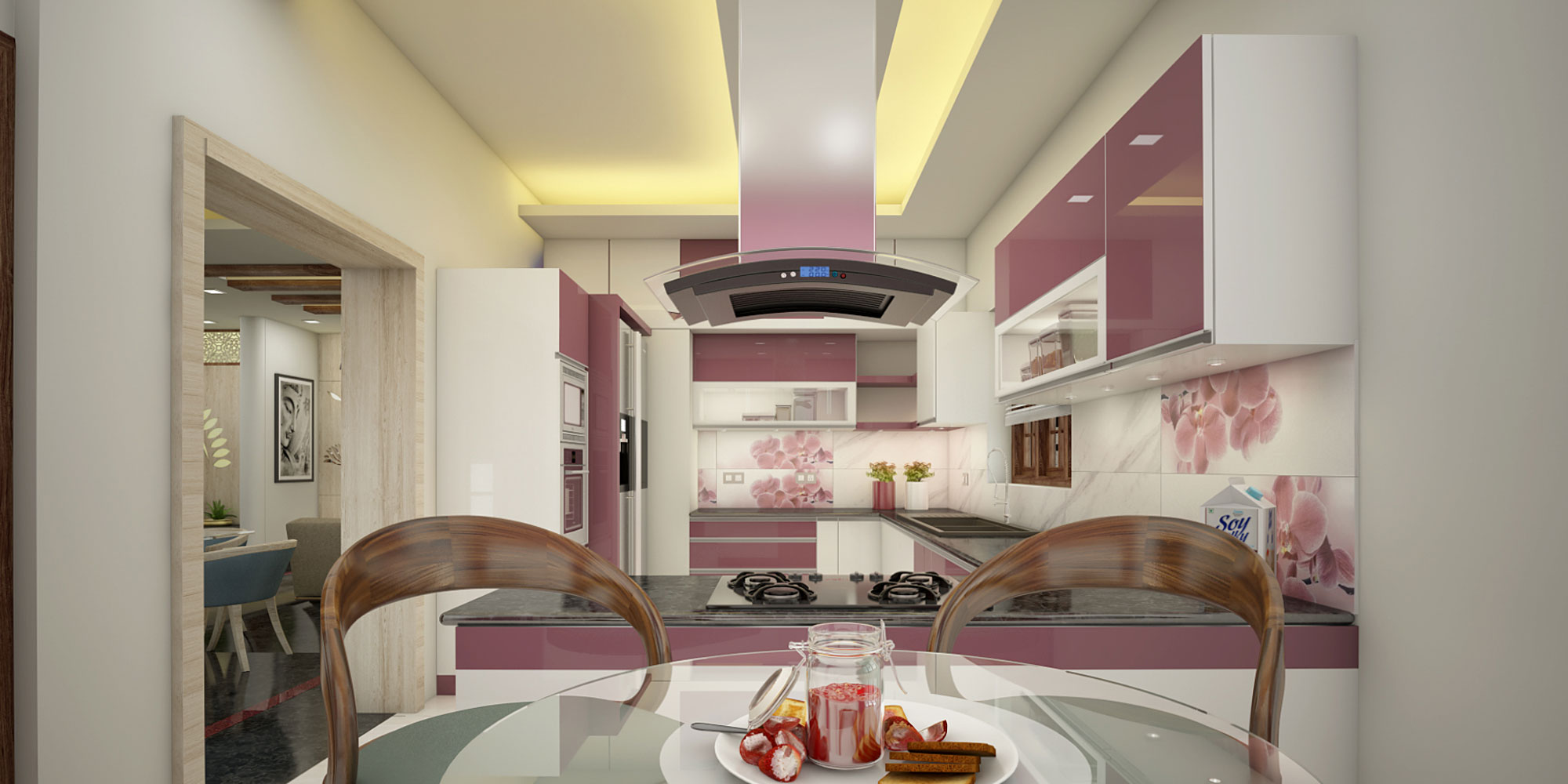 Modular kitchen designers in Kerala
