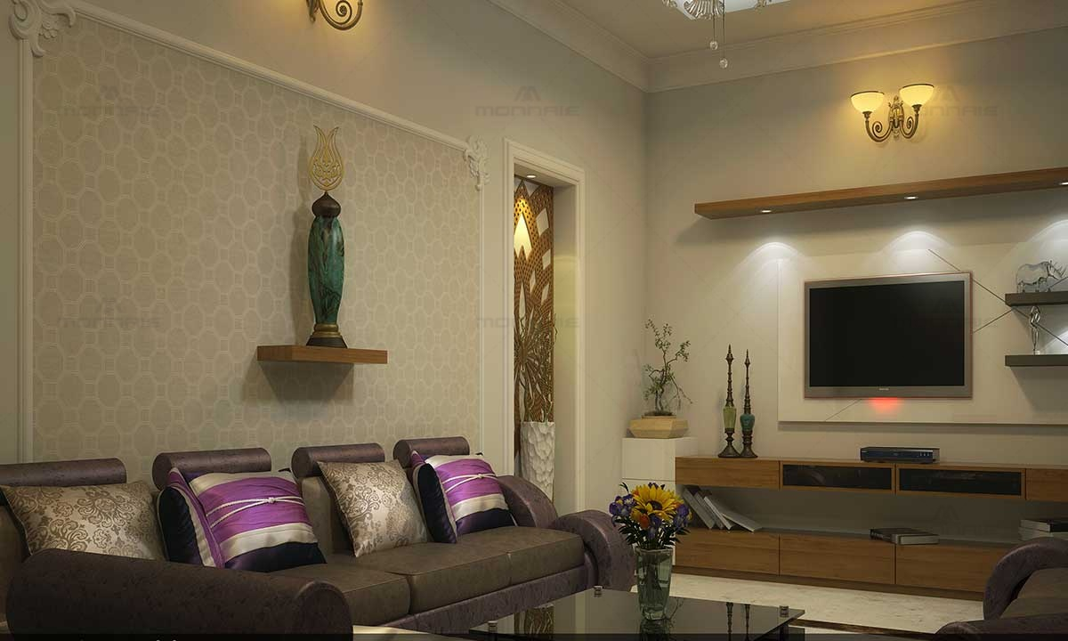 Arabic Living Room Interior Design Ideas