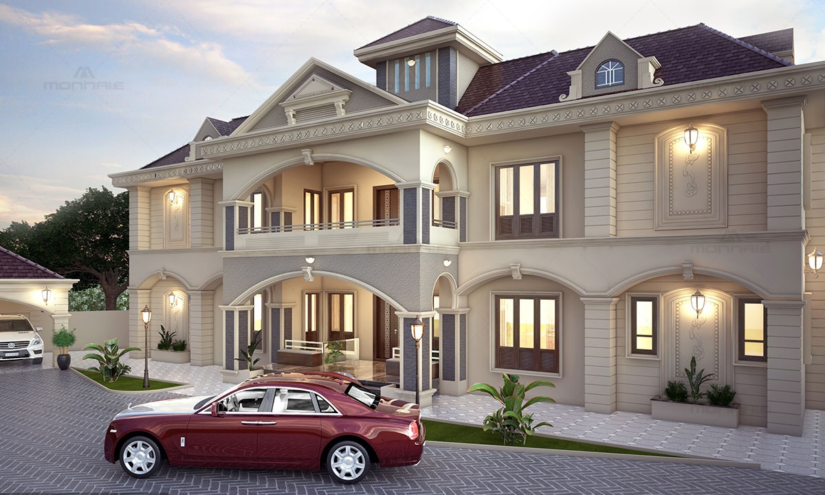 Luxury Home Designs In Kerala