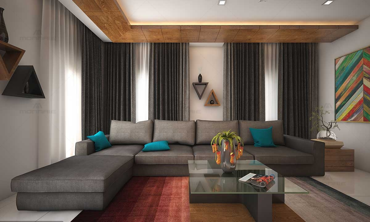 Best Home Designers In Kochi - Monnaie Architects & Interiors