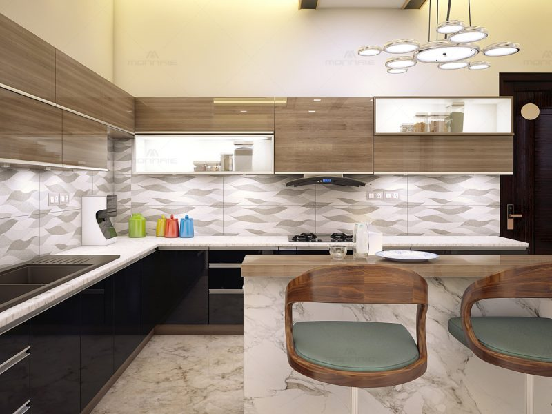 Best modular kitchen design ideas - Monnaie Architects & Interiors