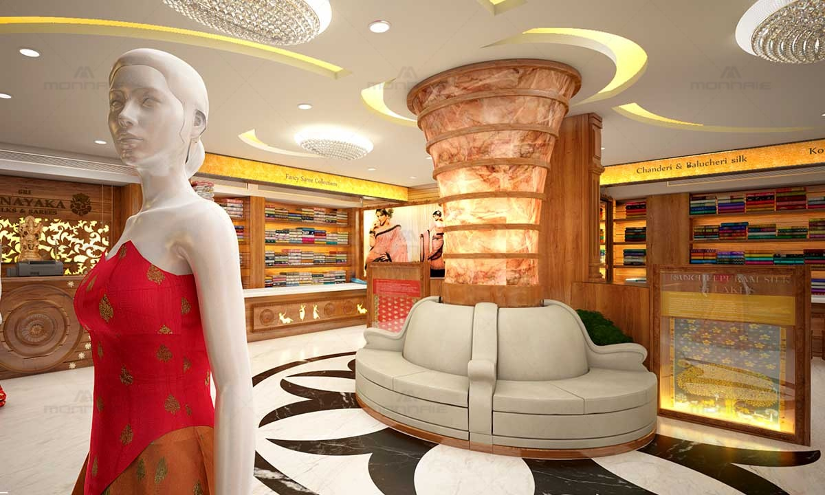 Commercial Interior Design Ideas - Top Architects In Kerala