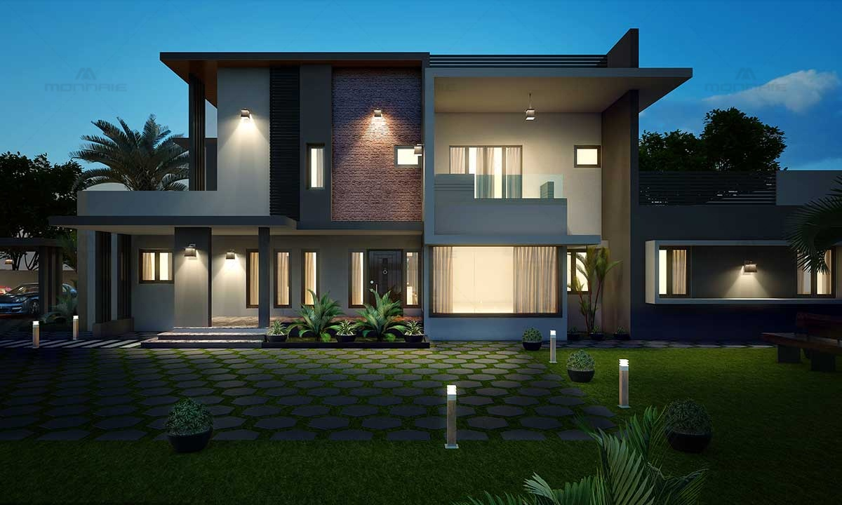 Contemporary Architects In Kerala - Monnaie Interiors