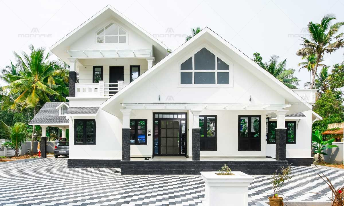Contemporary Architecture Homes, Architects In Kochi