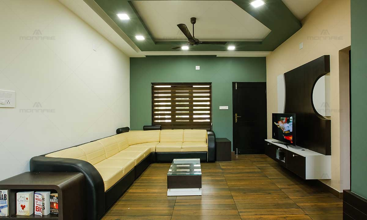 Contemporary Home Interiors - Designers In Ernakulam