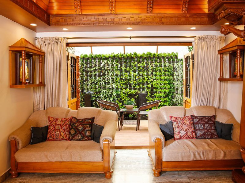Eco friendly houses in Kerala