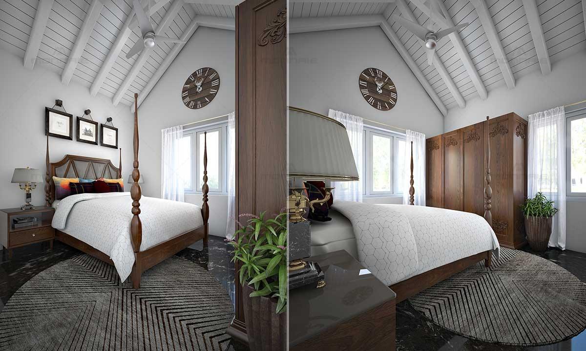 elegant white bed room ideas