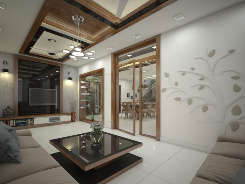 Floor tile design - Monnaie Architects & Interiors