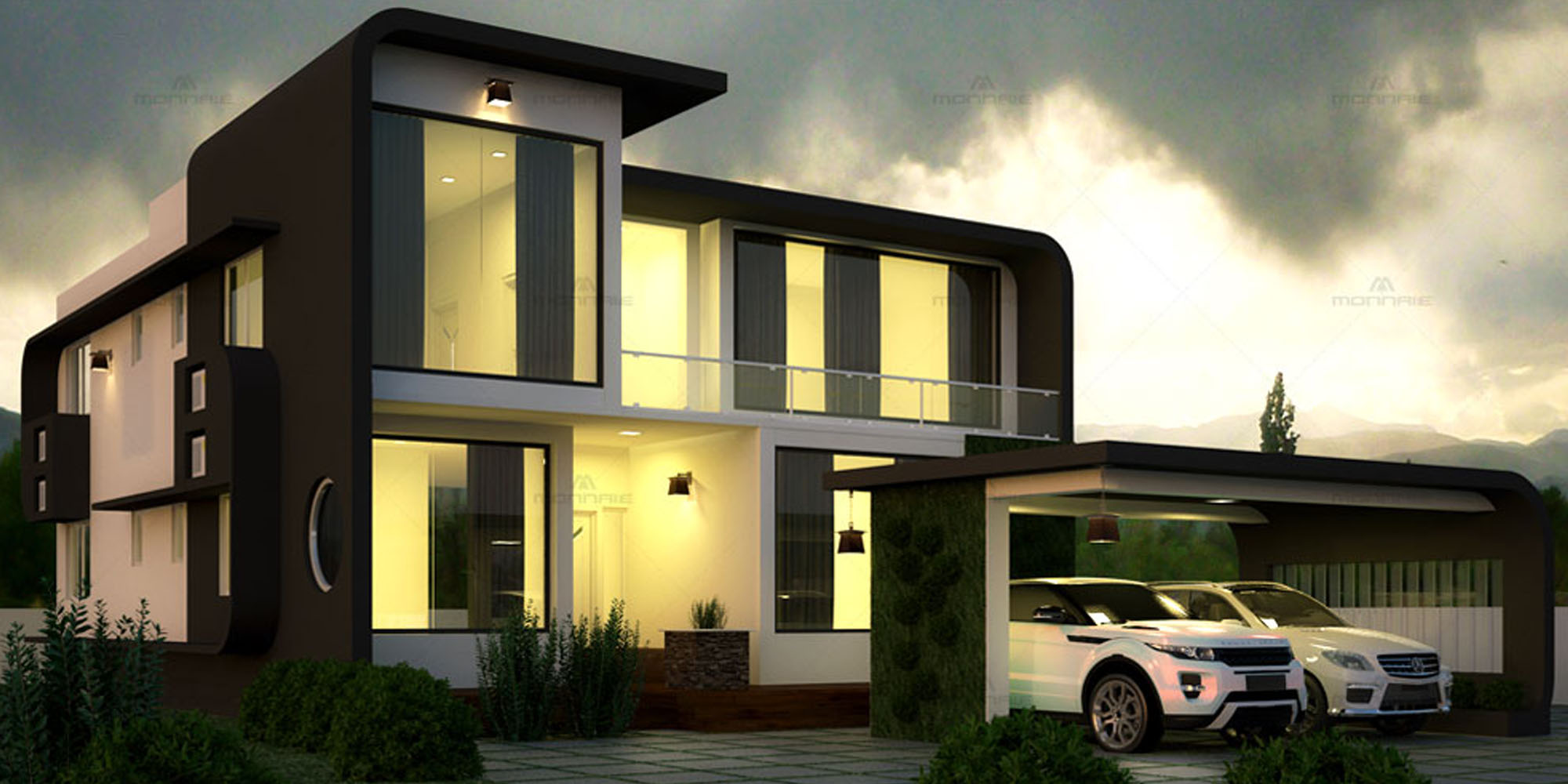 Home automation in kerala- Monnaie Architects & Interior