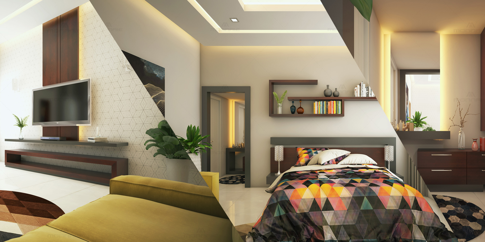 Home interior designers in Kerala - Monnaie Architects & Interiors in kerala