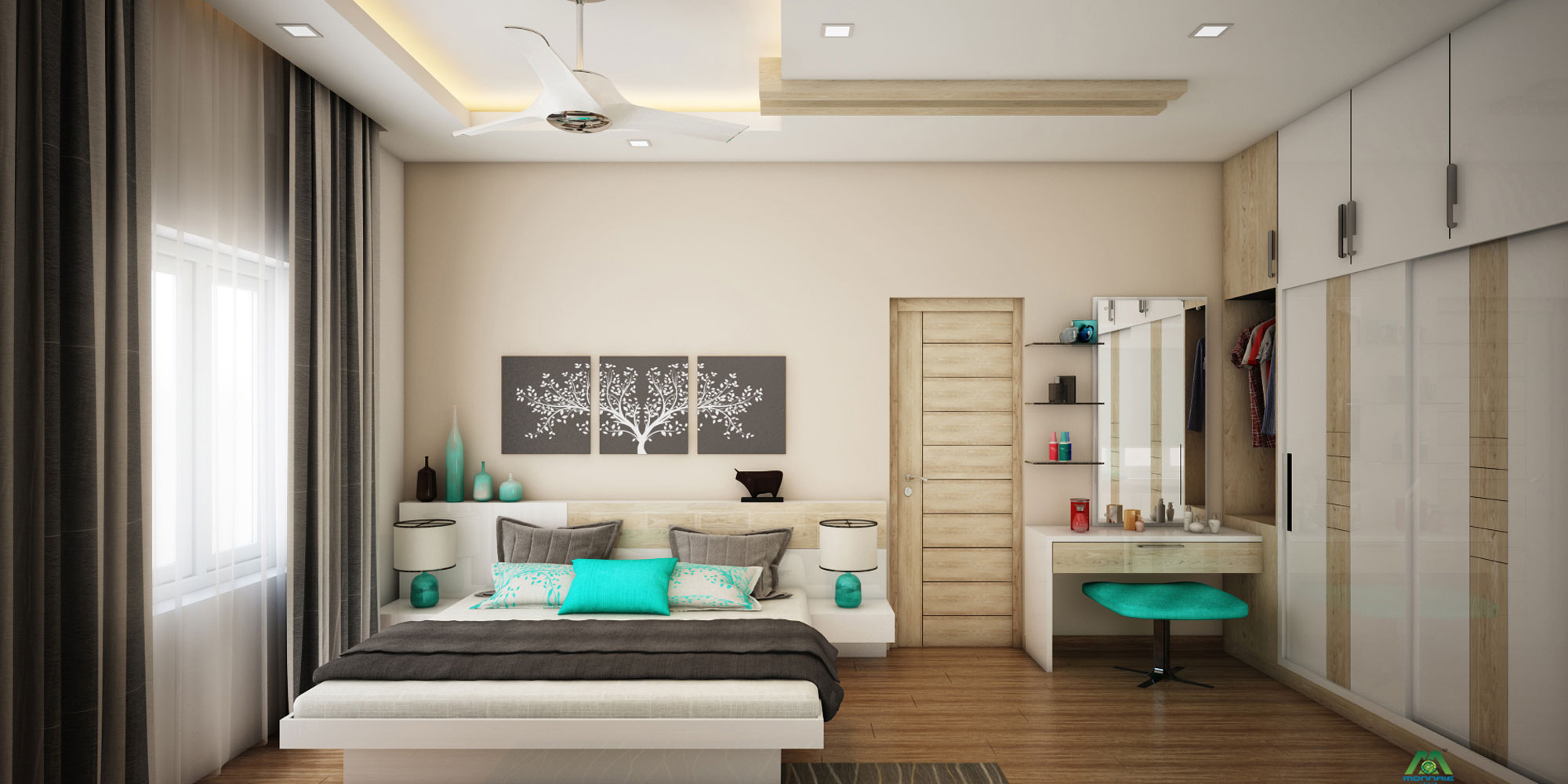 Home interior designers in Kerala - Monnaie Architects & Interiors