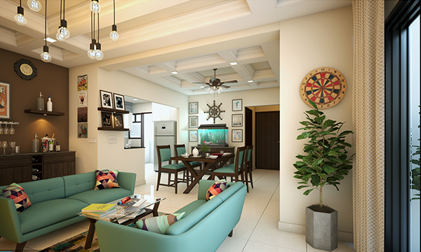 Home Interior designs in Kerala