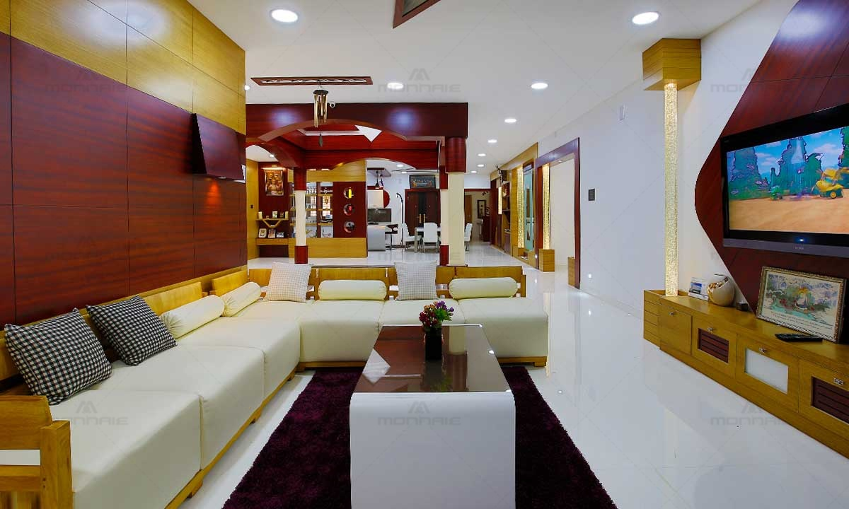 Interior Decoration Of Living Room