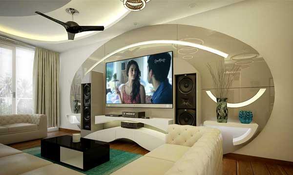 modern interior in bangalore