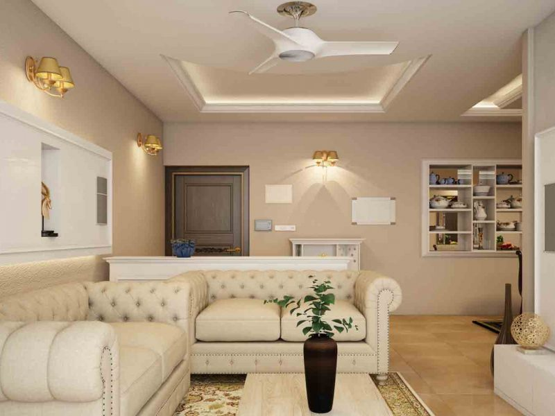 sophisticated interior design in kerala