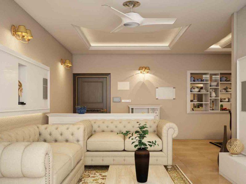 sophisticated interior design in kerala