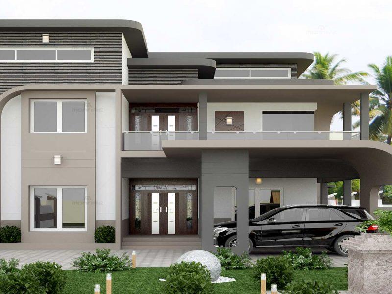 Architectural design in Kannur - Monnaie Architects & Interiors Kannur