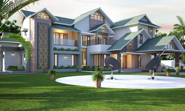 Architecture firms in Kerala -