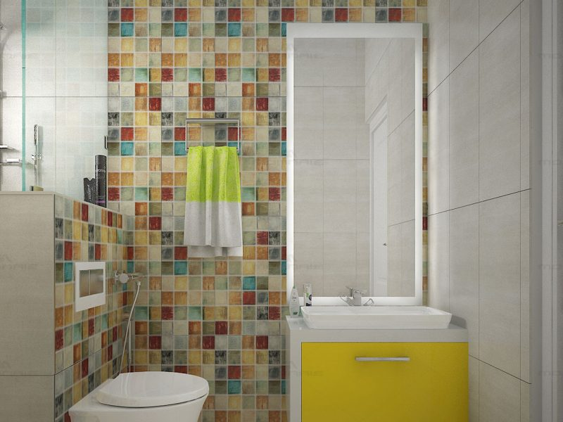 Bathroom interiors in Kannur