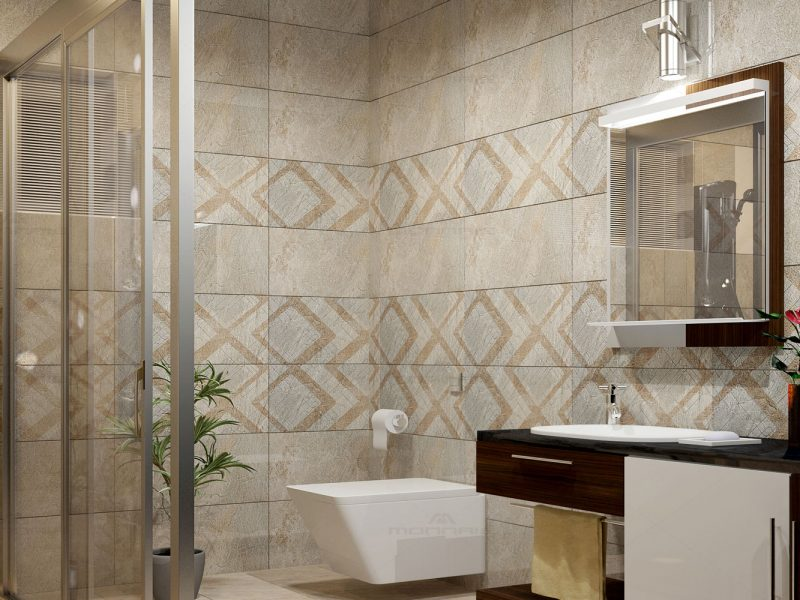 Bathroom interiors in Trivandrum