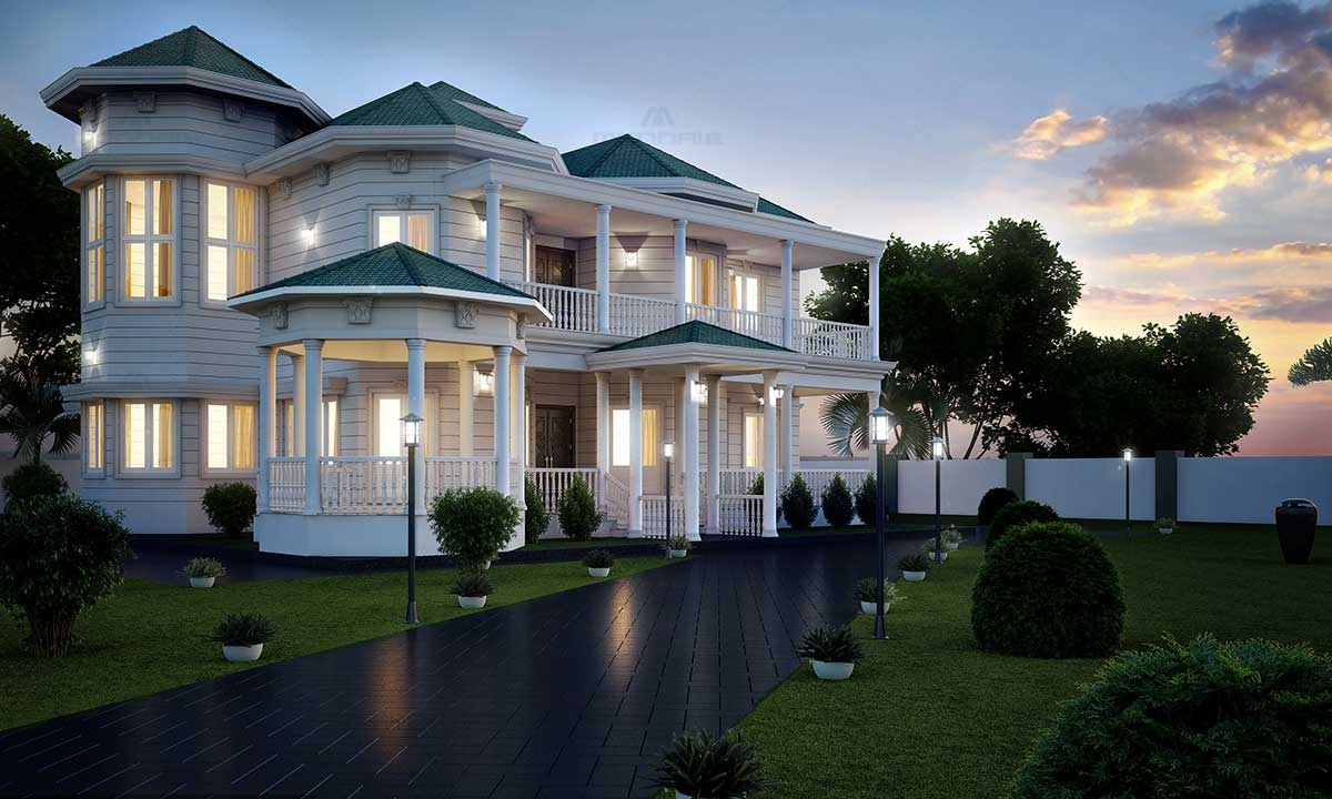 Best Contemporary Architecture Designers in Palakkad, Kerala