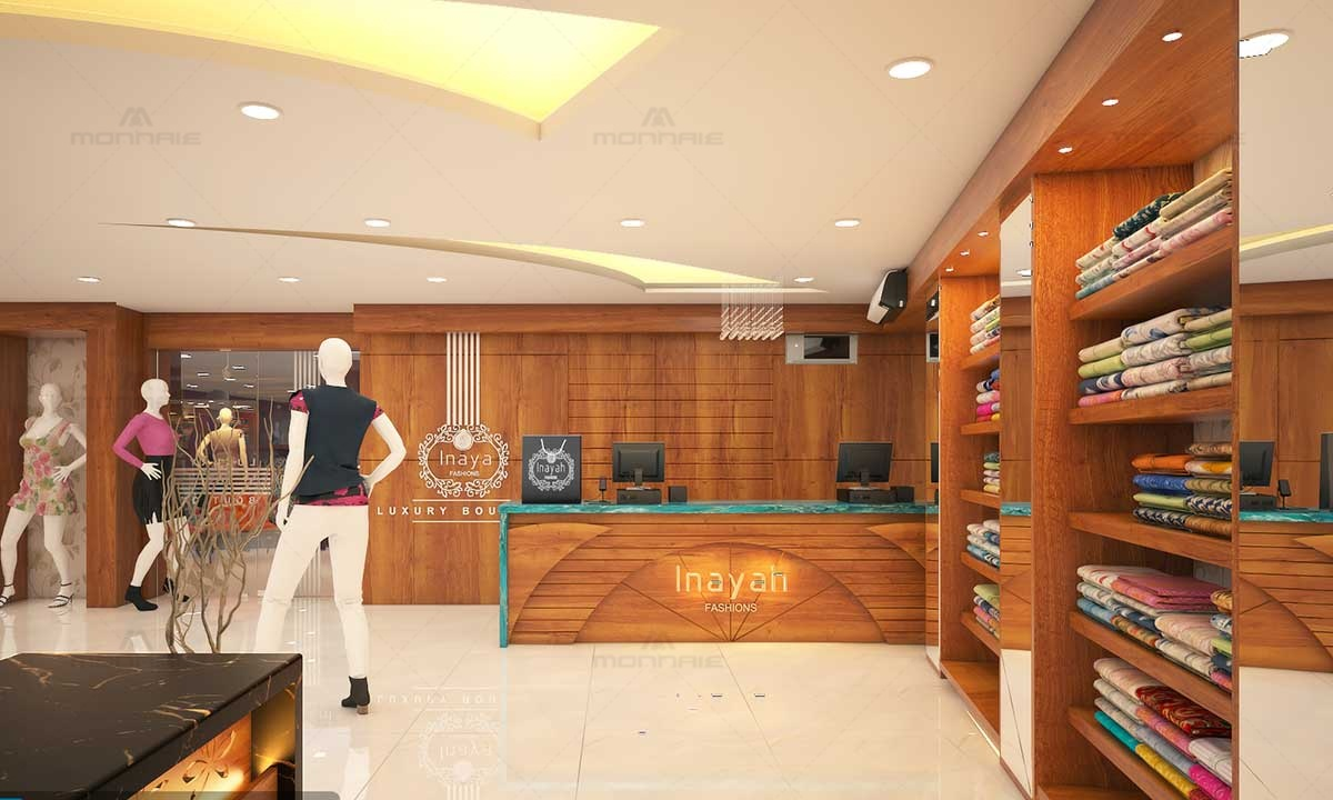Clothing Boutique Interior Design Firm - Monnaie Architects & Interiors