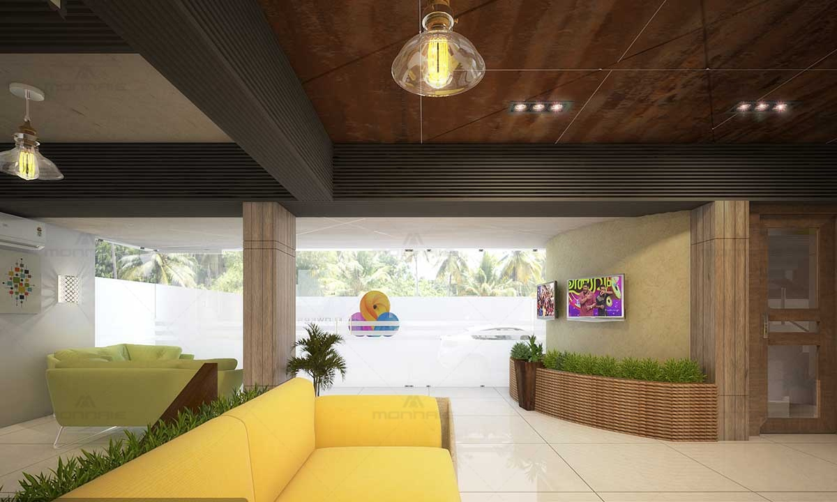 Contemporary Interior Design Architects Kerala - Monnaie Interiors