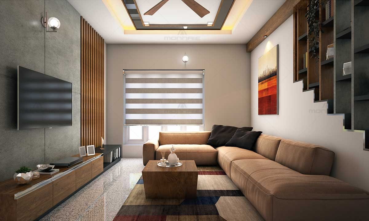 Contemporary Living Room Design & Furnitures