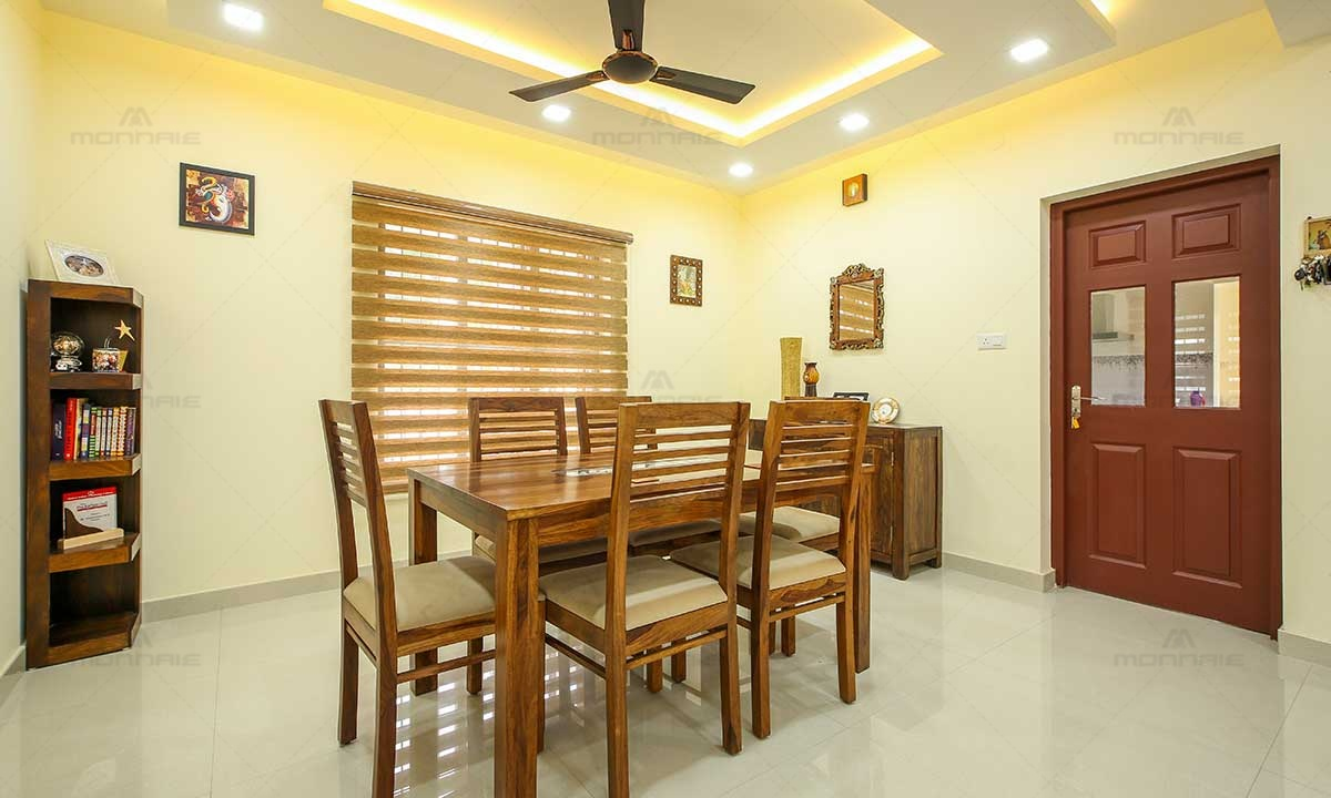 Contemporary Minimalist Living Room Ideas - Best Interior designers in Kochi