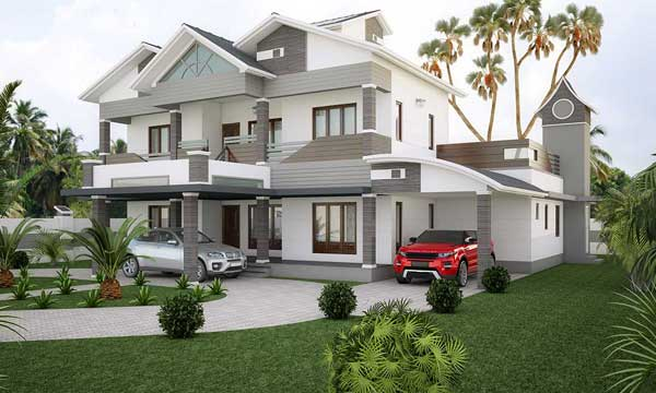 Famous Architects in Kerala - Monnaie Architects