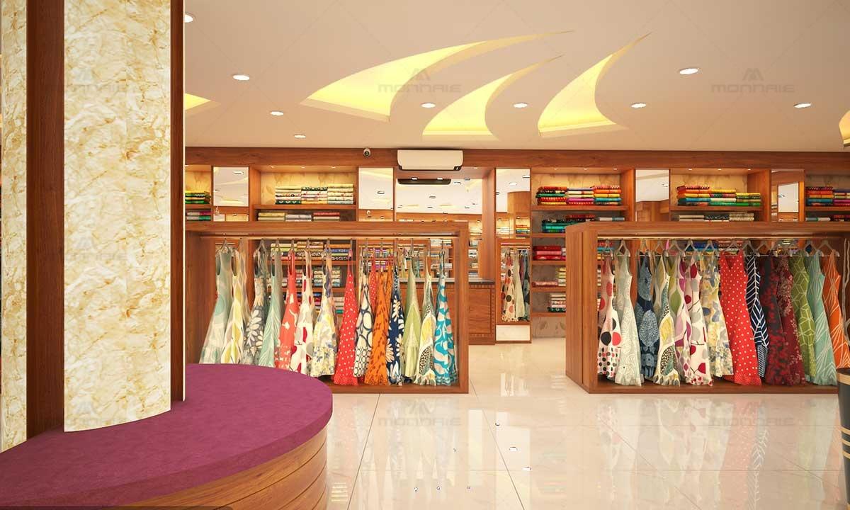 Fashion Boutique Interior Design Ideas