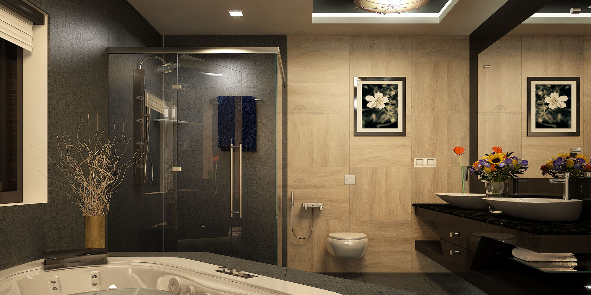 Bathroom Designs In Kerala Monnaie Architects Interiors