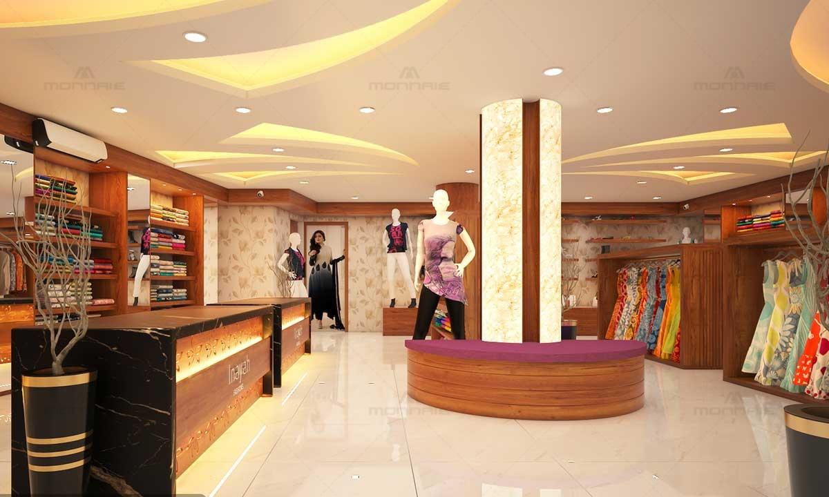 Interior Design Ideas Women's Boutique