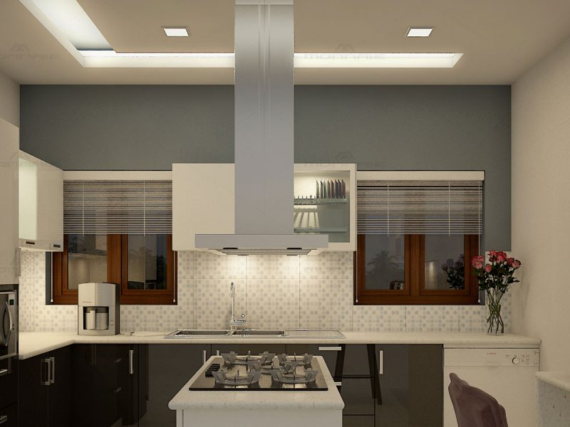kitchen interiors in Trivandrum